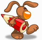Rabbiticonssetpen